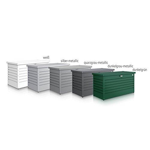 Biohort Freizeitbox, regenwasserdicht, 830L, 160x79x83cm - 4