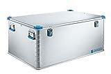 Relags Zarges Eurobox-60 L Box, Silber, 60 L