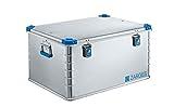 Relags Zarges Eurobox-157 L Box, Silber, 157 Liter