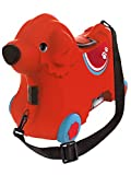 BIG 800055350 - Bobby-Trolley, Kinderkoffer, Kindergepäck, rot