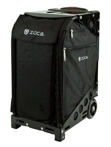 Züca Pro Travel - der Koffer zum Sitzen (schwarz)
