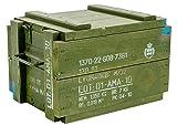 Kistenkolli Altes Land Dänische Munititionskiste Box M00 Holz-kiste-Truhe Schatzkiste Militärkiste