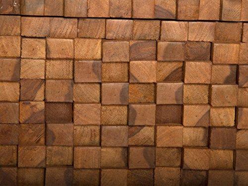 massivum Truhe Abadi 80x50x45 cm Palisander braun lackiert - 5