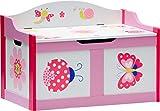 IB-Style - Kindersitz- und Spielgruppe Papillon | 6 Kombinationen | Truhenbank - Stuhl Truhenbank Kindermöbel Tisch Kindertisch Kinderstuhl Tafel Standtafel Kinderregal