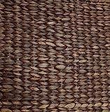 KMH®, 3er Wäschesortierer aus geflochtener Wasserhyazinthe (#204070) - 2