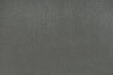 Furninero - Tiefer gepolsterter Sitzbank Sitzhocker Sitzruhe Betthocker Ottomane, mit Stauraum, Gerundete Beine, 120 cm breit, Majestic Velvet Grey Stoff (Licht zu reinigende), Grau - 2