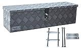 Truckbox D035 + MON2012 Montagesatz, Werkzeugkasten mit Montagesatz, Deichselbox, Transportbox