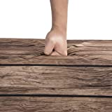 WOLTU® Sitzhocker mit Stauraum Sitzbank faltbar Truhen Aufbewahrungsbox, Deckel abnehmbar, Gepolsterte Sitzfläche aus Stoffbezug, belastbar bis 150KG, 76x37,5x38cm(LxBxH), SH23dc - 6