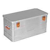 ALUBOX B90 - Aluminium Transportbox 90 Liter, abschließbar