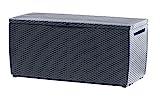Keter Auflagenbox Capri, grau, 302 L, 223cm