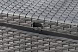 Keter Auflagenbox Capri, grau, 302 L, 223cm - 5