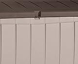 Keter Kissenbox Novel, beige, 340L, 125cm - 5