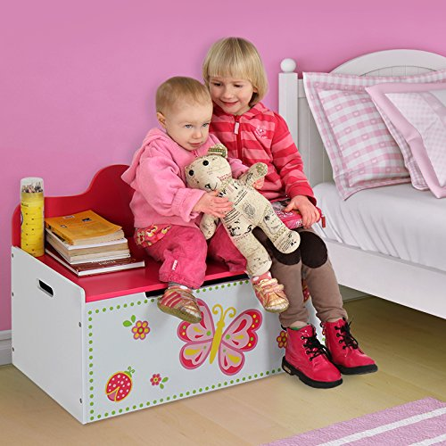 Infantastic Truhenbank inkl. Stauraum für das Spielzeug, 68x40x47,5cm - 9